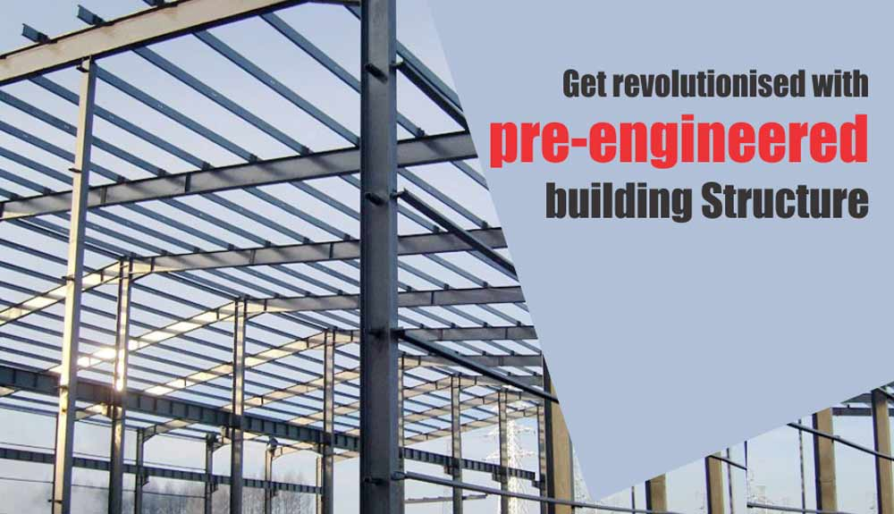 Pre-Engineered-Building Structure